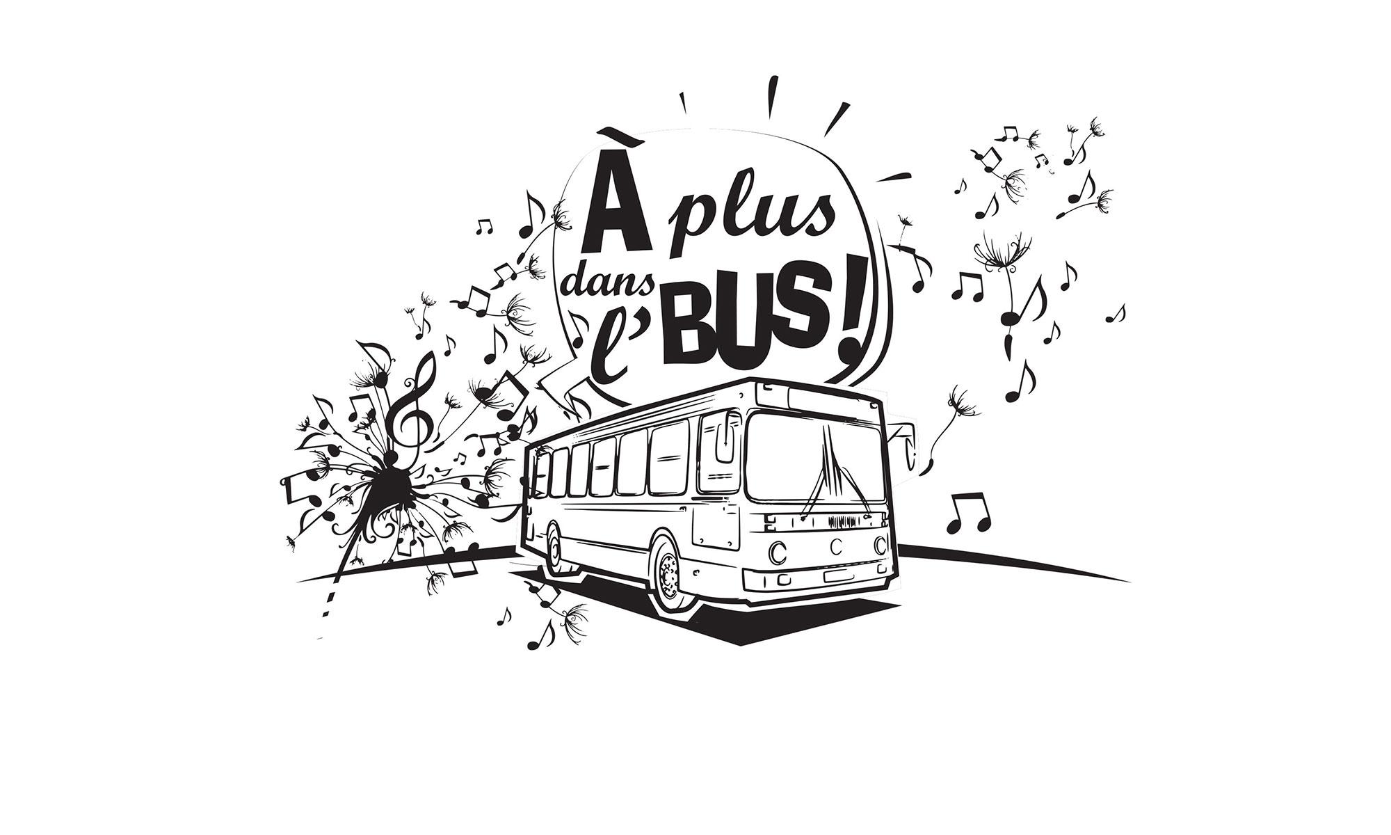 A plus dans le bus